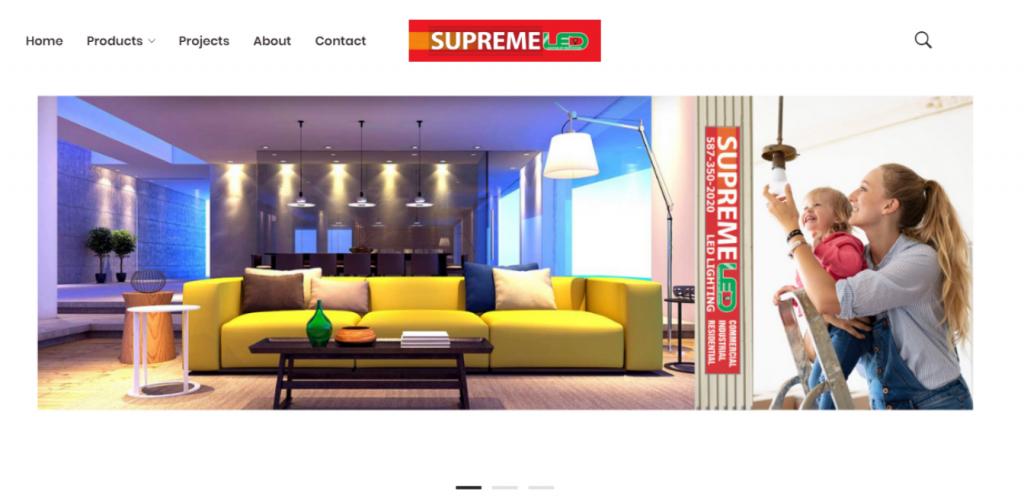 supreme led